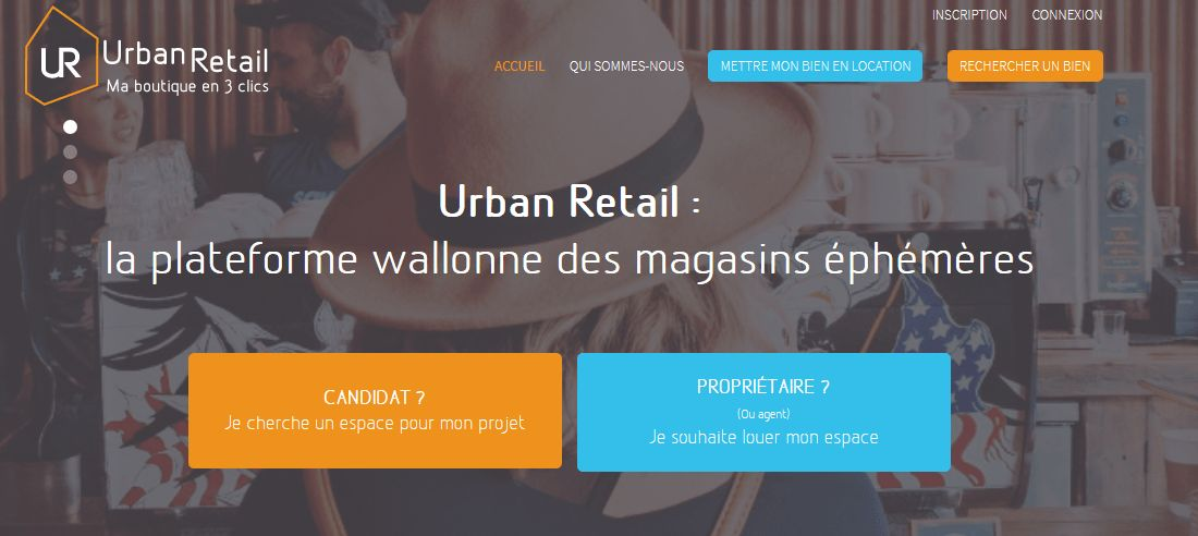 URBAN RETAIL: ma boutique en 3 clics